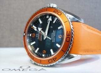 Omega Seamaster homage watch review