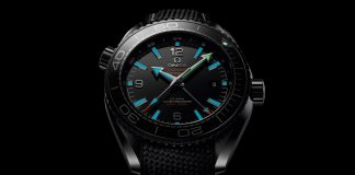 omega seamaster planet ocean homage review