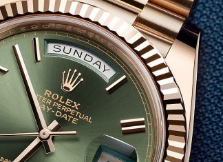 rolex day-date homage review similar to