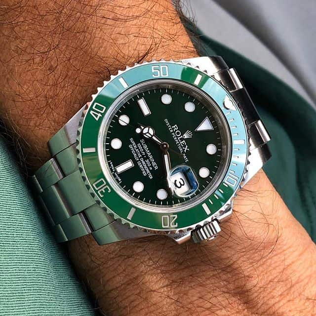 Rolex Submariner homage watches