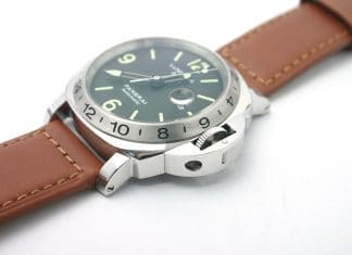 panerai militare luminor homage similar mens watch review