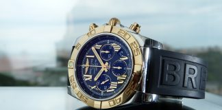 Breitling diver watch collection review