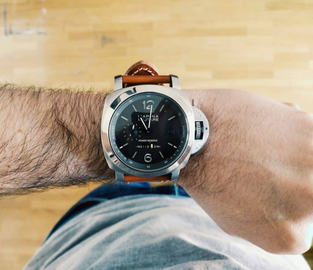 Marina militare wrist watch Review
