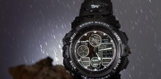 Waterproof Water Resistant watches
