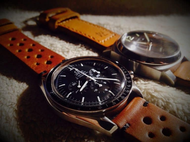 omega aviator watch review