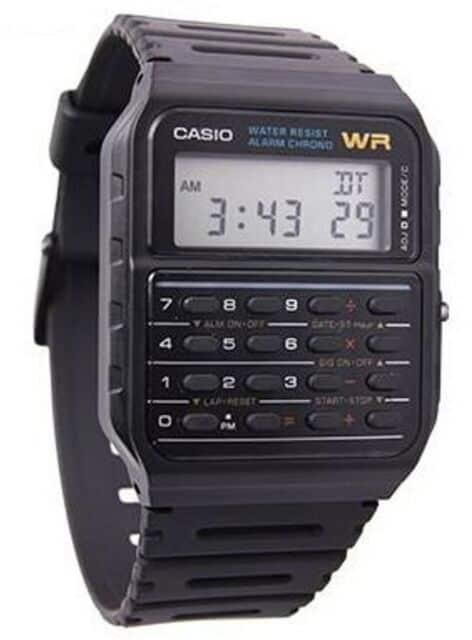 walter whites casio watch