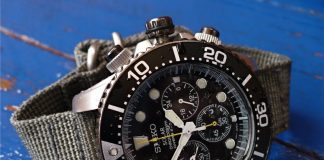 affordable seiko chronograph review