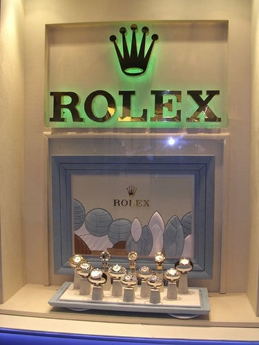 buying my first luxury watch