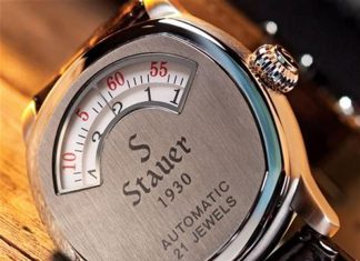 stauer watches review