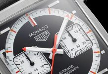 tag hauer monaco homage watches