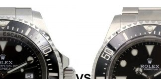 Rolex Sea-Dweller vs. Rolex Deepsea review