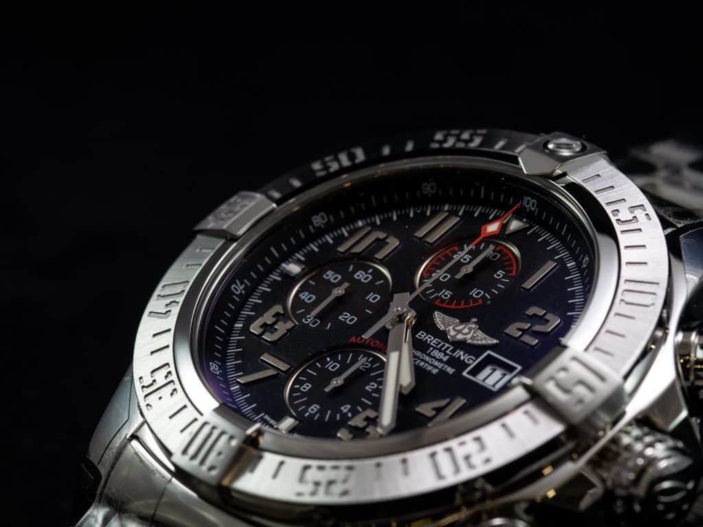 comparing Breitling and Rolex