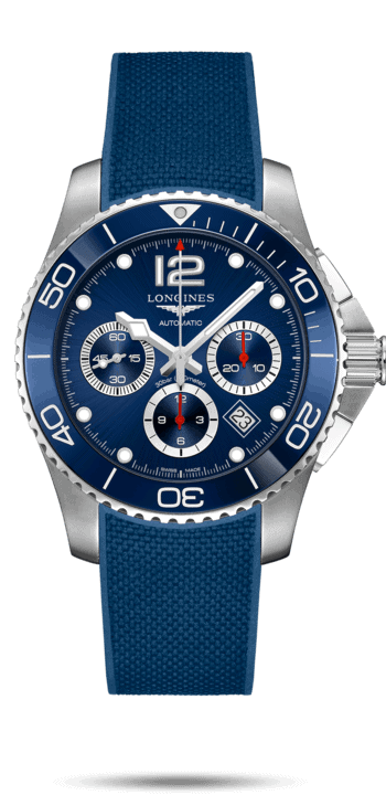 comparing Longines and TAG Heuer