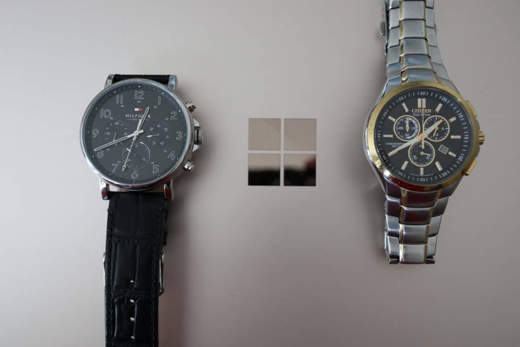 Difference between traditional watches and fashion watches