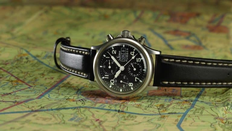Sinn 356 pilot watch