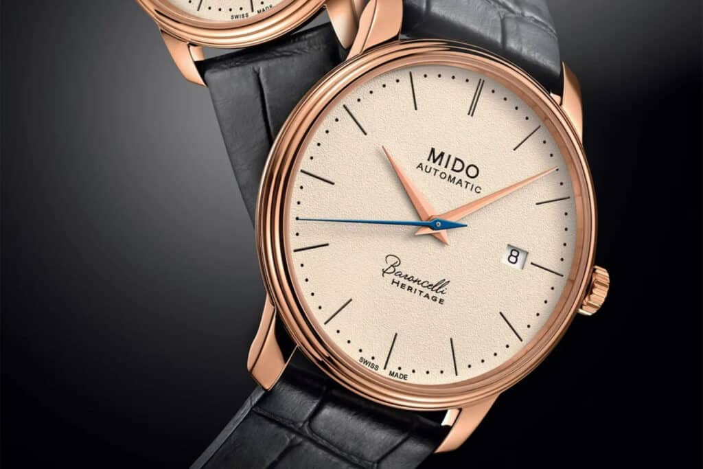 Mido Baroncelli Heritage review