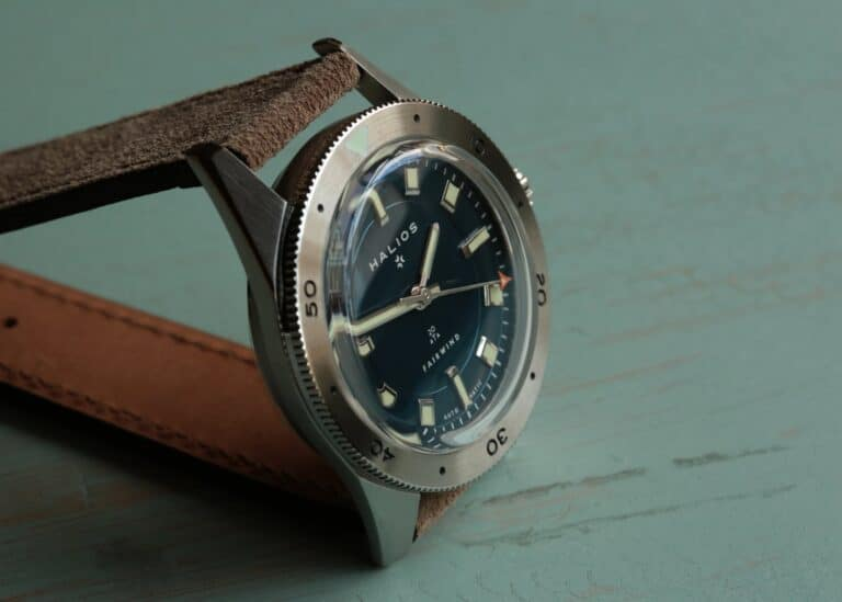 the halios watch brand