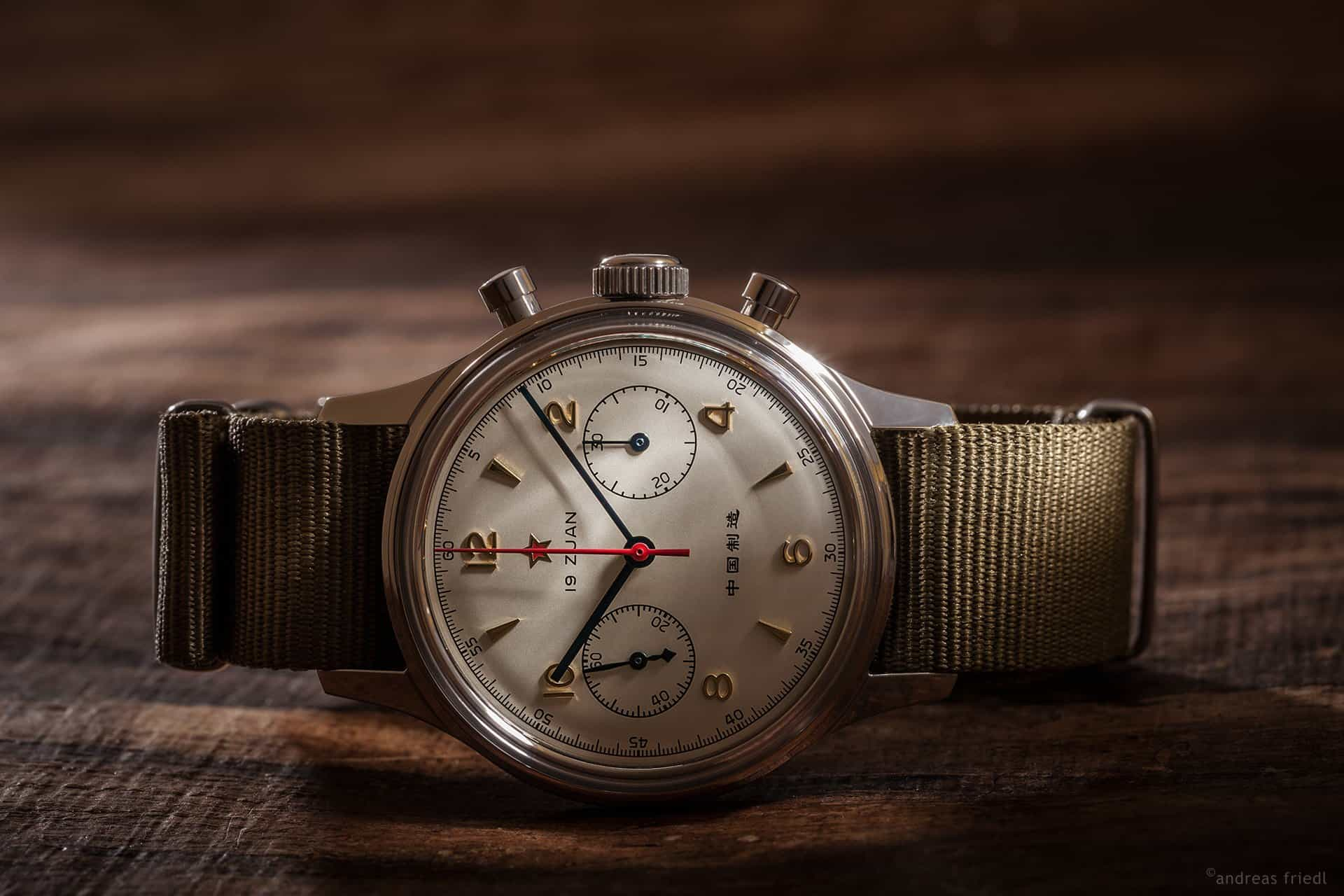 Seagull 1963 Watch review