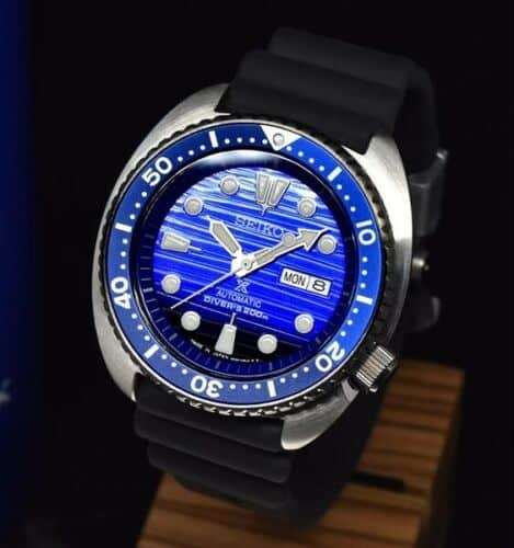 Seiko Save the Ocean review